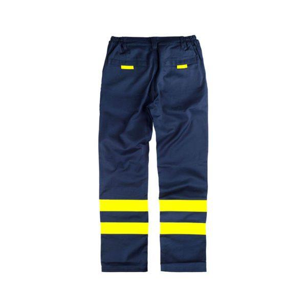 pantalon-workteam-alta-visibilidad-b1494-azul-marino-amarillo-fluor