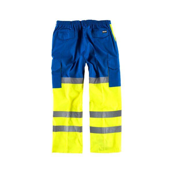 pantalon-workteam-alta-visibilidad-c3314-azulina-amarillo