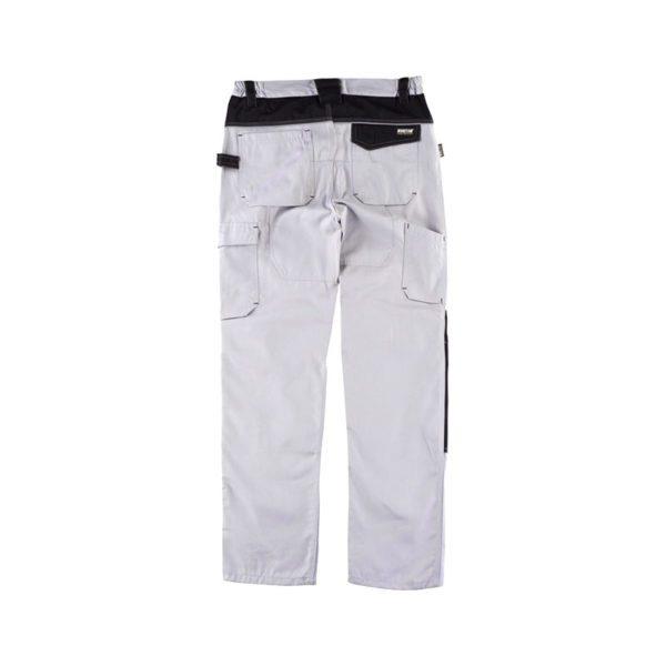 pantalon-workteam-wf1052-gris-claro-negro
