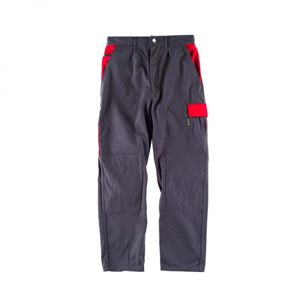 pantalon-workteam-wf1550-gris-rojo