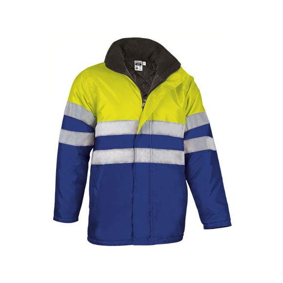 parka-valento-traffic-alta-visibilidad-amarillo-fluor-azulina