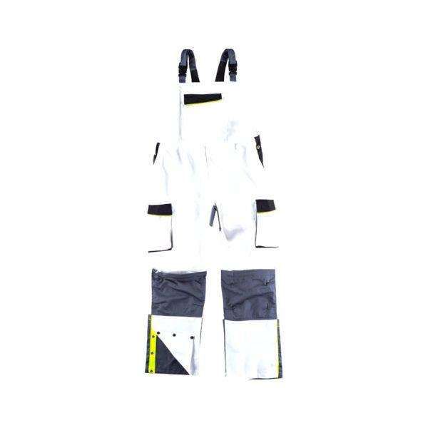 peto-workteam-wf5856-blanco-negro-gris-oscuro
