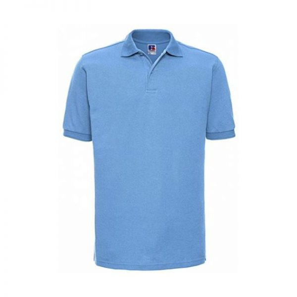 polo-russell-hardwearing-599m-azul-celeste