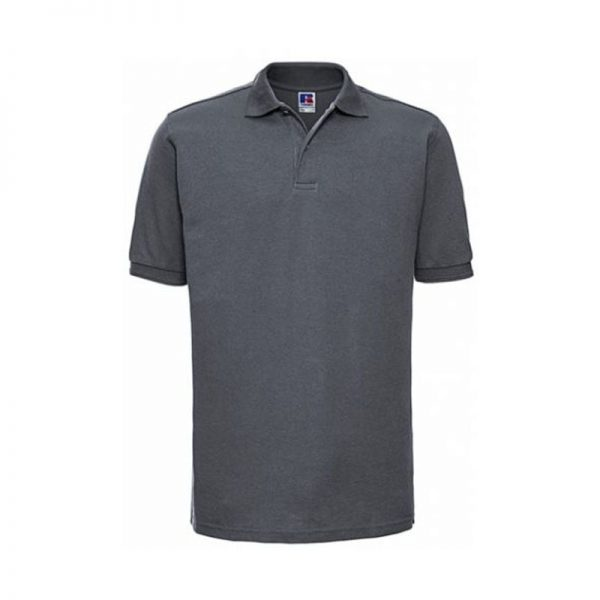 polo-russell-hardwearing-599m-gris-convoy