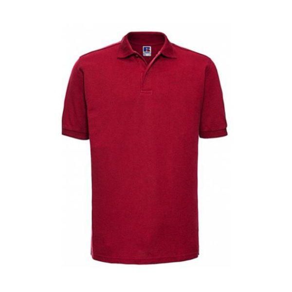 polo-russell-hardwearing-599m-rojo