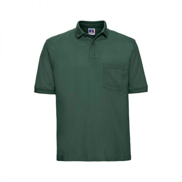 polo-russell-heavy-duty-011m-verde-botella