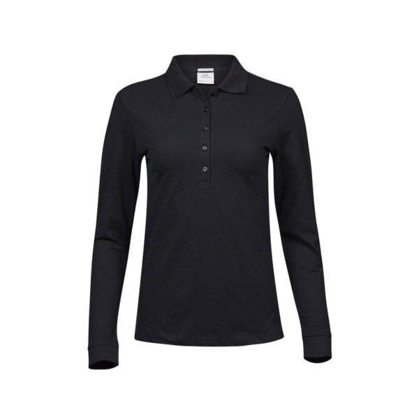polo-tee-jays-luxury-146-negro