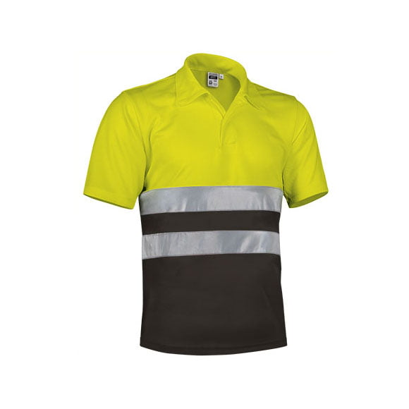polo-valento-alta-visibilidad-build-amarillo-fluor-negro