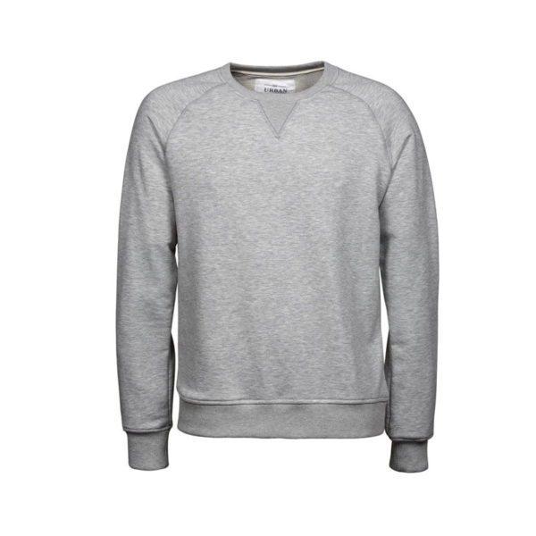 sudadera-tee-jays-urban-5400-gris-heather