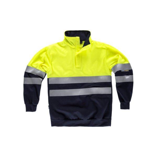 sudadera-workteam-alta-visibilidad-c3839-azul-marino-amarillo