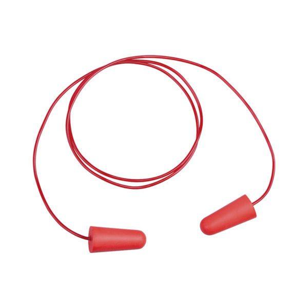tapon-deltaplus-desechable-conicco200-rojo