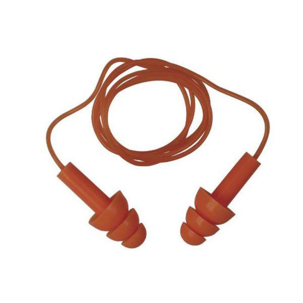 tapon-deltaplus-desechable-conicfit010-rojo