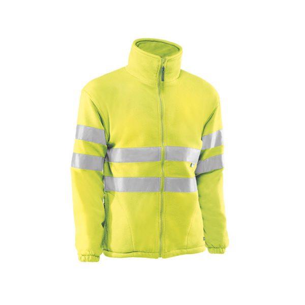 forro-polar-juba-alta-visibilidad-tibet-hv770-amarillo-fluor