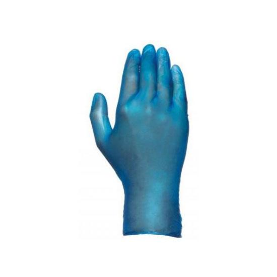 guante-juba-desechable-vinilo-550b-azul