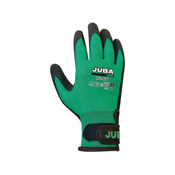guante-juba-h5140v-verde-negro
