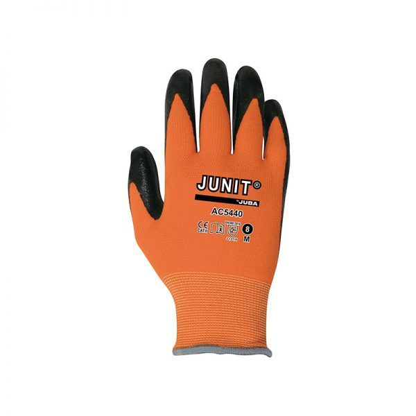 guante-juba-hac5440-naranja-negro