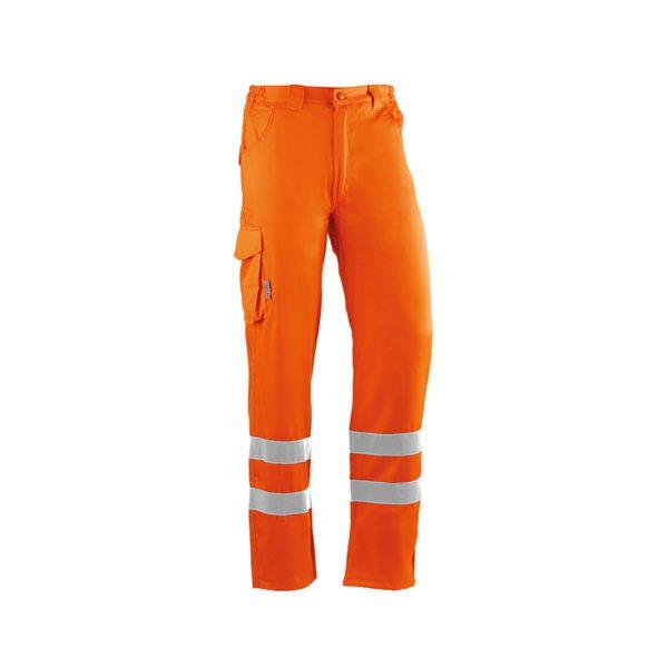 pantalon-juba-alta-visibilidad-brayton-hv728-naranja-fluor