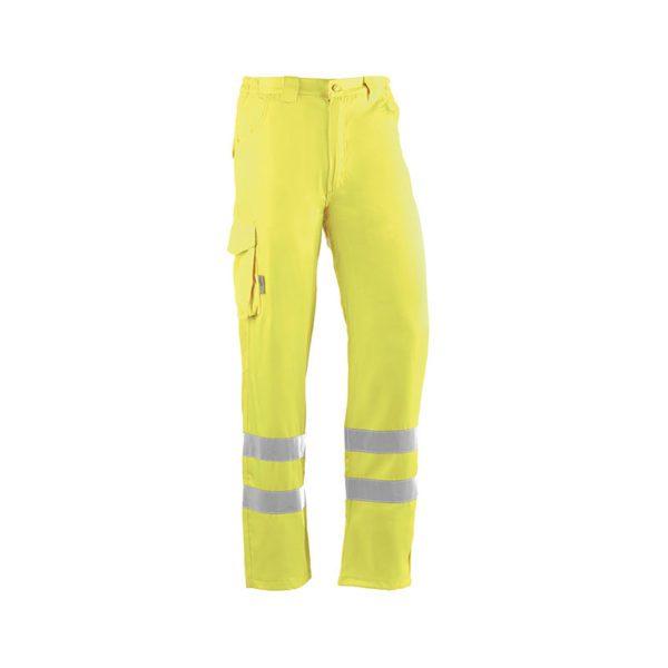 pantalon-juba-bristol-hv724-amarillo-fluor