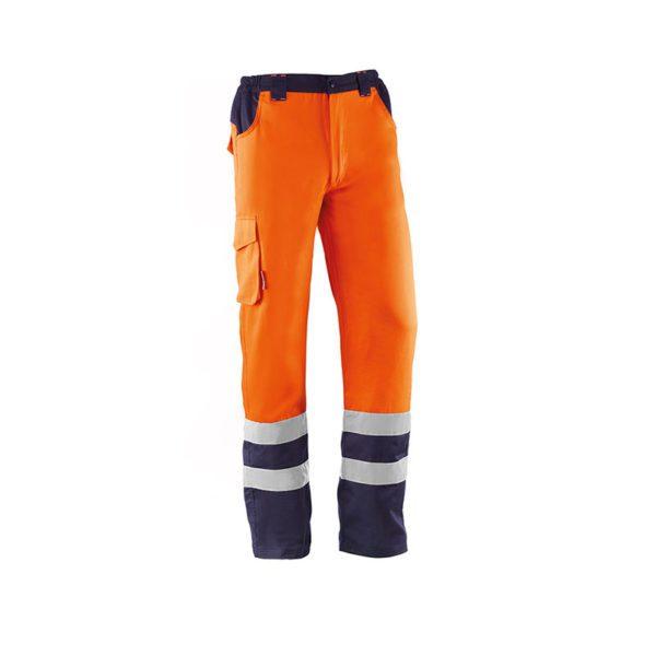 pantalon-juba-devon-hv749bc-naranja-fluor-azul