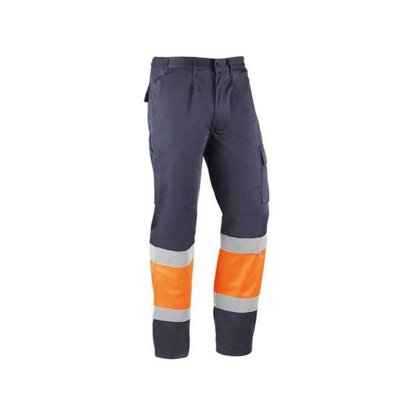 pantalon-juba-karelia-hv820-naranja-fluor-azul