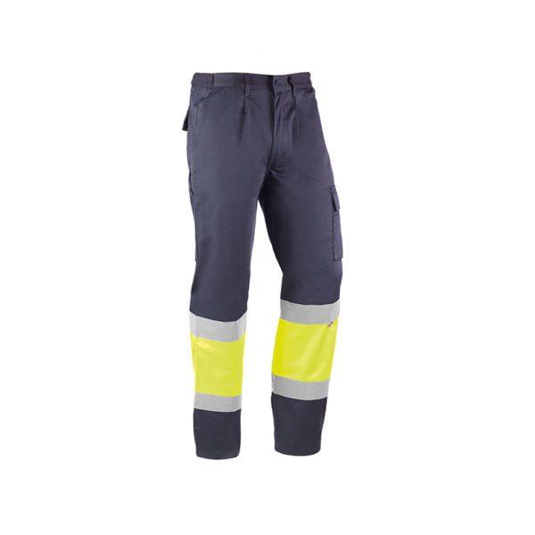 pantalon-juba-kreta-hv810-amarillo-fluor-azul