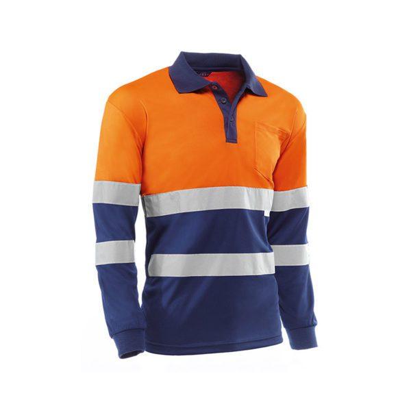 polo-juba-manga-larga-hv730bcmlazul-naranja-fluor-azul
