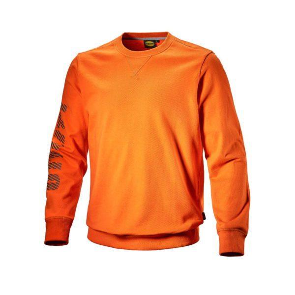 sudadera-diadora-171661-sweatshirt-falcon-naranja