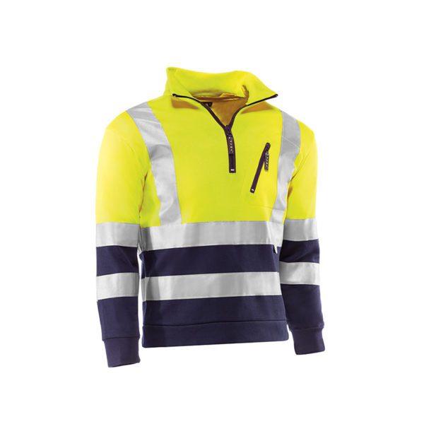 sudadera-juba-alta-visibilidad-kenya-hv792-amarillo-fluor-azul