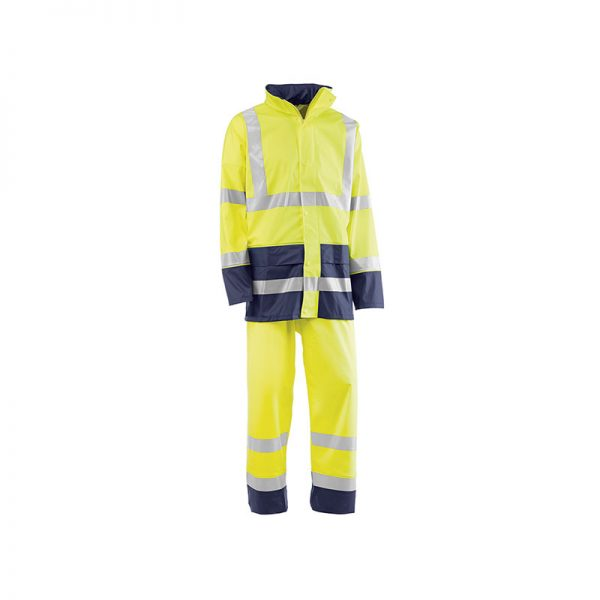 traje-de-agua-juba-lluvia-alta-visibilidad-poseidon-hv750bc-amarillo-fluor-azul