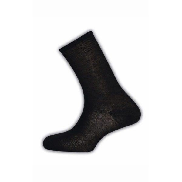 calcetin-adversia-hilo-escocia-1030-aracar-negro