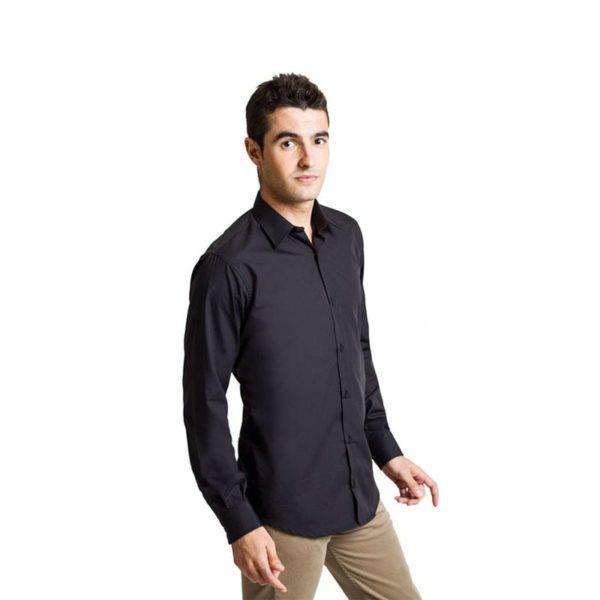 camisa-adversia-3124c-terral-negro