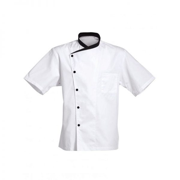 chaqueta-de-cocina-bragard-juliuso-manga-corta-9124-blanco-negro