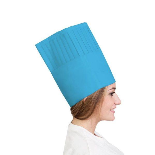 gorro-cocina-eurosavoy-gran-chef-111202-faro-azul-turquesa