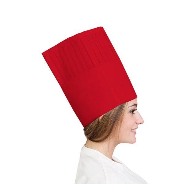 gorro-cocina-eurosavoy-gran-chef-111202-faro-rojo