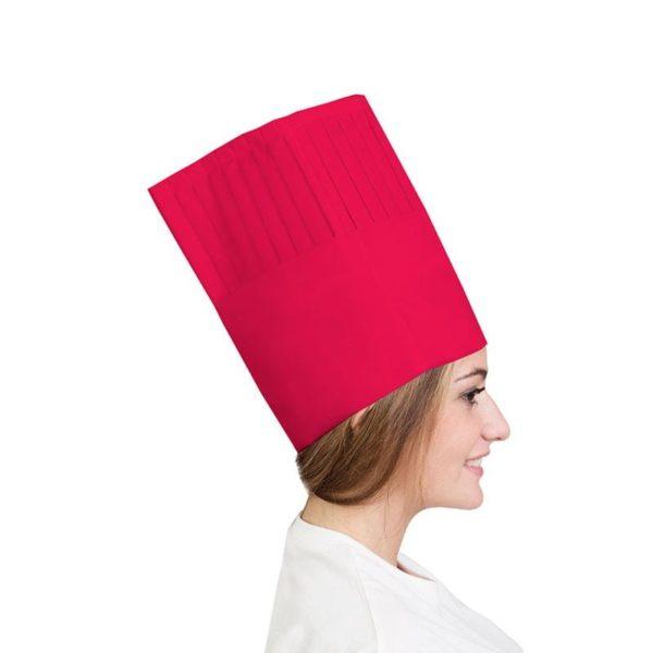 gorro-cocina-eurosavoy-gran-chef-111202-faro-rosa-chicle