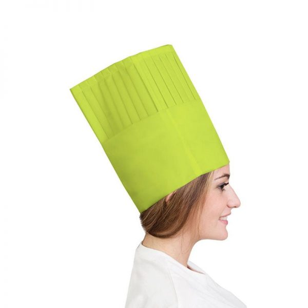 gorro-cocina-eurosavoy-gran-chef-111202-faro-verde-pistacho